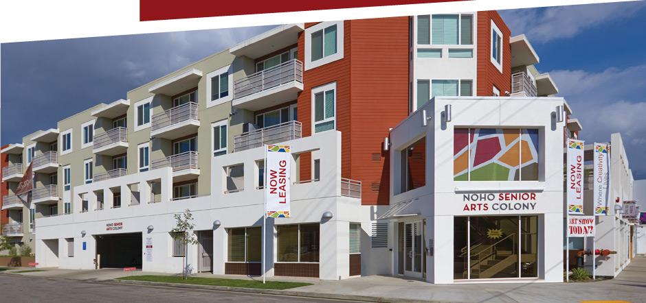 Apartments Senior Living In North Hollywood Noho Senior